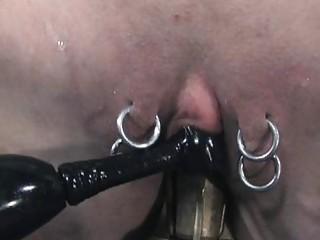 Sexy bondage slut is ready for cruel punishment BDSM porn