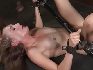 After being forced into submission they all get fucked hard