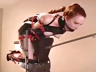 Very submissive slut endures hardcore and extreme training BDSM porn